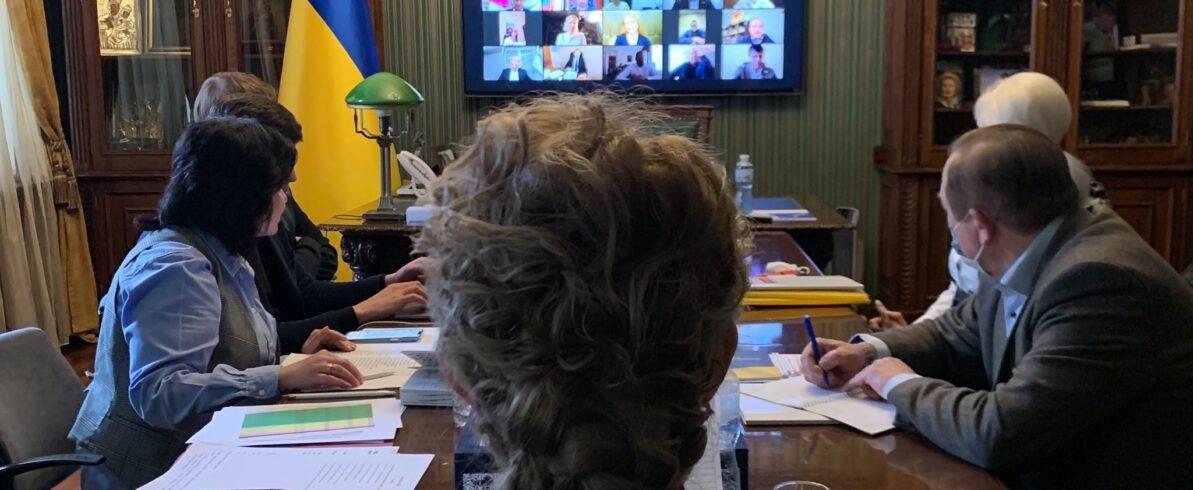 Коронавірусні реалії «Батьківщини».
